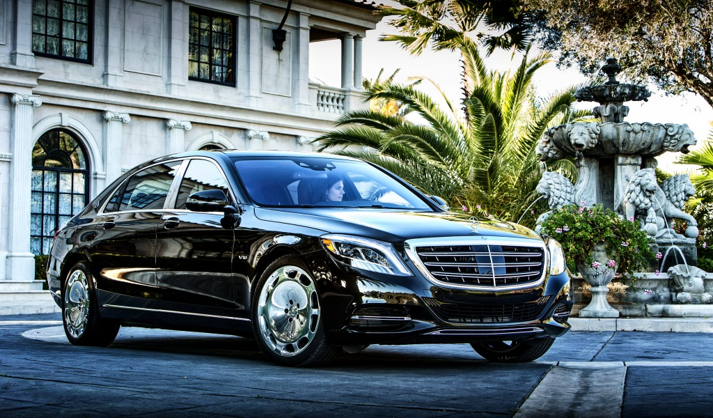 2015 mercedes maybach s 600
